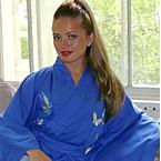 стильная одежда для дома - японское кимоно